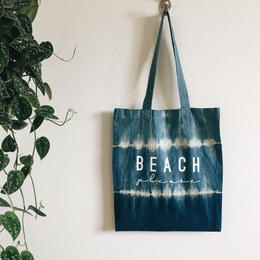 BEACH PLEASE トートバッグ