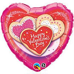 ⅲIF#34809<18.スウィート バレンタインズ クッキー>P(5枚入) 0202951804