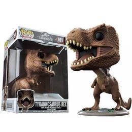 """ファンコ ポップ  『ジュラシック・ワールド/炎の王国』10インチ ティラノサウルス レックス FUNKO  POP! Jurassic World  Tyrannosaurus Rex 10"""""""