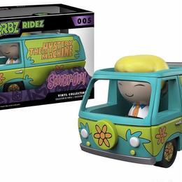 ファンコ  ドーブズ  スクービー・ドゥー ミステリーマシン with フレッド Funko DORBZ RIDEZ Scooby Doo  Mystery Machine