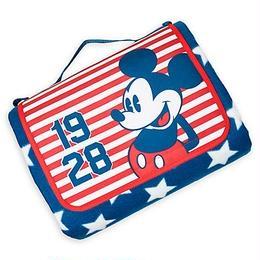 ディズニー  ミッキーマウスのレジャーシート