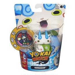 アメリカ版   妖怪ウォッチ ハズブロ社製  フィギュア   コマさん  Yo-kai Watch Medal Moments