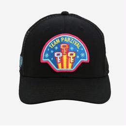 『レディ・プレイヤー1』メッシュ・キャップ READY PLAYER ONE TEAM PARZIVAL TRUCKER HAT