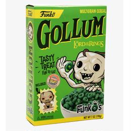 ファンコ カップヘッド  ファンコ ポケット ポップ 入り シリアル FunkO's Cereal With Pocket Pop! The Lord Of The Rings Gollum