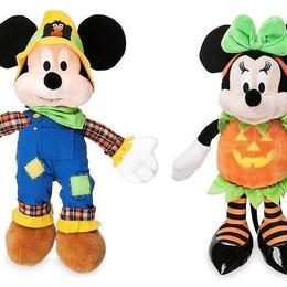 ディズニー  ハロウィン ミッキーマウス & ミニーマウス