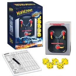 バック・トゥ・ザ・フューチャー『次元転移装置』付 ボードゲーム BACK TO THE FUTURE YAHTZEE
