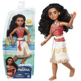 モアナと伝説の海  Hasbro社製 モアナ・ドール  Moana of Oceania Adventure Doll