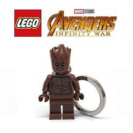 アベンジャーズ/インフィニティ・ウォー  レゴ ティーン・グルート キーチェーン  Marvel's Avengers: Infinity War  LEGO Teen Croot Keychain
