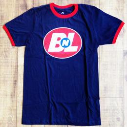 ピクサー『ウォーリー』 ショップ限定 メンズ リンガーTシャツ Disney Pixar WALL-E Buy N Large Ringer T-Shirt
