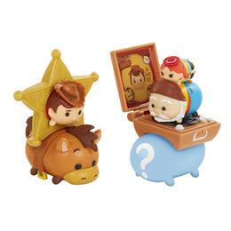 トイストーリー ツムツム フィギュア 7種セット Tsum Tsum Disney 7 Pack Figures Toy Story