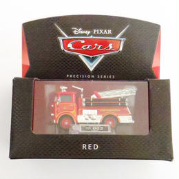 カーズ  マテル キャラクターカー プレシジョン・シリーズ  レッド  Disney Pixar Cars  Precision Series Red