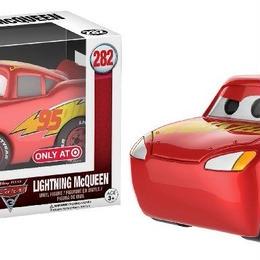 ファンコ ポップ FUNKO POP!   カーズ クロスロード CARS3  Metallic Lightning McQueen【TARGET】