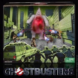 ゴーストバスターズ 2016 GHOSTBUSTERS 2016 コミコン限定ライト&サウンド マルチパック フィギュアセット