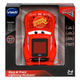 ディズニー・ピクサー カーズ  クロスロード  VTech Cars Race & Trace Lightning McQueen
