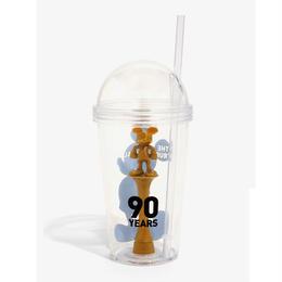 ミッキーマウス 90周年 タンブラー  Disney Mickey Mouse 90th Acrylic Tumbler