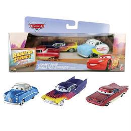 ディズニー・ピクサー カーズ  マテル キャラクターカー 2016年 Toysrus限定 Hometown Radiator Springs 3Pack