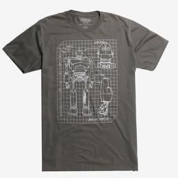 『レディ・プレイヤー1』READY PLAYER ONE - Tシャツ IRON GIANT