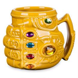 マーベル  アベンジャーズ/インフィニティ・ウォー  オフィシャル セラミック製 ガントレット・マグカップ
