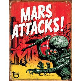「マーズ・アタック!」MARS ATTACKS! ティン・プレート