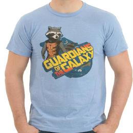 ガーディアンズオブギャラクシー メンズ Tシャツ  【Rocket】