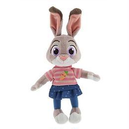 ズートピア Disney Store ぬいぐるみ  Judy Hopps  ジュディ・ホップス ぬいぐるみ(S)