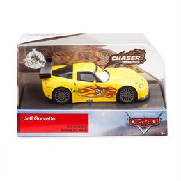 ディズニー・ピクサー カーズ  クロスロード CARS3 1/43  Jeff Gorvette【Chase】【パッケージ破損】