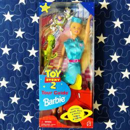 1999年 トイストーリー2 Tour Guide Barbie ツアーガイドバービー
