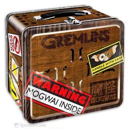 グレムリン ティン・ランチボックス Gremlins Tin Lunch Box