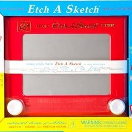 Ohio Art クラシック エッチ・ア・スケッチ Classic Etch A Sketch 1960