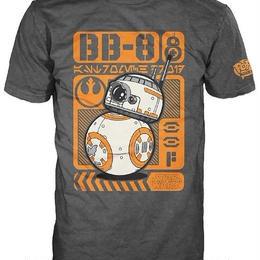 ファンコ ポップ FUNKO POP!   Tシャツ スター・ウォーズ BB-8