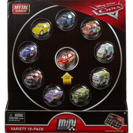 ディズニー・ピクサー カーズ  クロスロード マテル ミニ・レーサー 10パック CARS3 Mini Racers Variety 10PACK