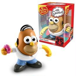 ホーマー・シンプソンズのMr.ポテトヘッド Mr.Potato Head  The Simpson Homer Simpson
