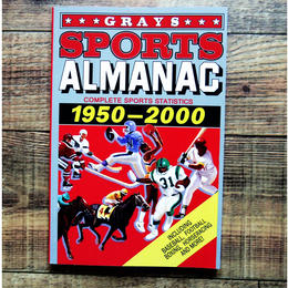 バック・トゥ・ザ・フューチャー2『グレイズ スポーツ年鑑』レプリカ Grays Sports Almanac 1950 -2000
