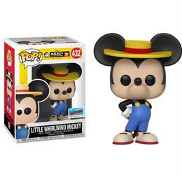 2018 コミコン限定 ファンコ ポップ ミッキーマウス90周年 『ミッキーのつむじ風』   Pop!  Disney: Mickey's 90th - Little Whirlwind Mickey