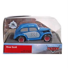 ディズニー・ピクサー カーズ  クロスロード CARS3 1/43  River Scott