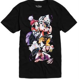ディズニー・ヴィランズ Tシャツ 【MENS】