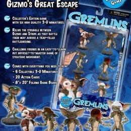 グレムリン 2010年 NECA社製 Gizmo's Great Escape Game