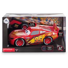 カーズ  クロスロード ライトニング・マックイーン ラジコンカー Disney Store CARS3 Lightning McQueen RC Vehicle