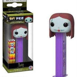 ファンコ ポップ x ペッツ『ナイトメア・ビフォア・クリスマス 』サリー FUNKO POP x PEZ  Nightmare Before Christmas  Sally