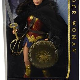 映画『ワンダーウーマン』 バービー ワンダーウーマン ドール Barbie Wonder Woman Doll