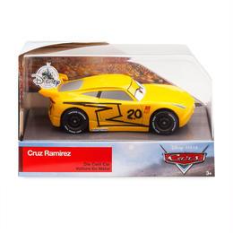 ディズニー・ピクサー カーズ  クロスロード CARS3 1/43  Cruz Ramirez  #2.0