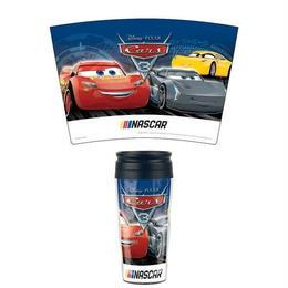 カーズ クロスロード     CARS3 x  NASCAR トラベル・マグカップ