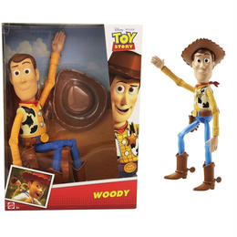 トイストーリー  マテル  12インチ ウッディ フィギュア TOYSTORY Mattel 12inch Woody Figure