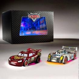 ディズニー・ピクサー カーズ  マテル キャラクターカー 2014年 コミコン限定 Neon Racers Gift Pack