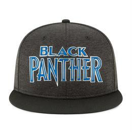 マーベル  ブラックパンサー New Era ベースボールキャップ Black Panther Baseball Cap