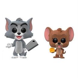 ファンコ ポップ  ショップ限定 トムとジェリー  フロック(植毛)版 Funko Pop! Tom and & Jerry FLOCKED