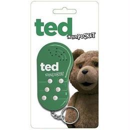 映画『テッド』しゃべるキーチェーン!