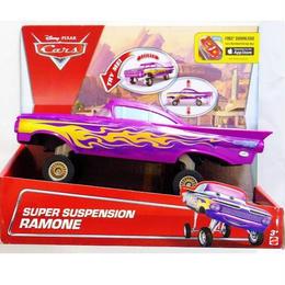 ディズニーピクサー カーズ   スーパー・サスペンション ラモーン CARS SUPER SUSPENSION RAMONE
