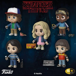 ファンコ 5スターズ『ストレンジャー・シングス』5種セット Funko 5 Star: Stranger Things Set Of  5