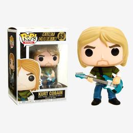 ファンコ  ポップ   Funko POP! カート・コバーン Kurt  Cobain